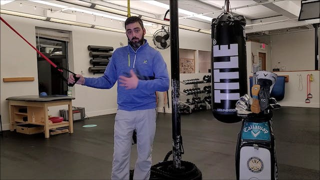 Downswing - Banded Rotations