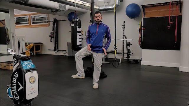 Posted Internal Hip Rotation