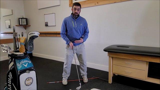 Setup - Alignment Stick Balance