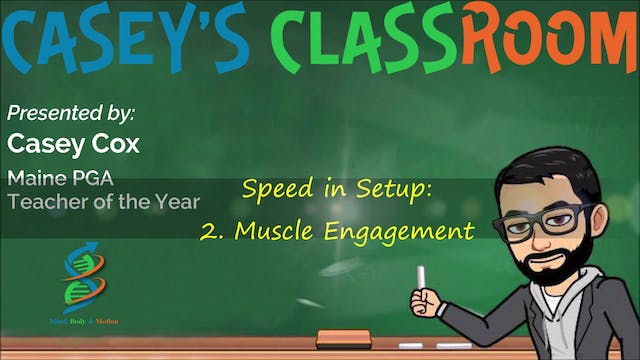 2. Muscle Engagement