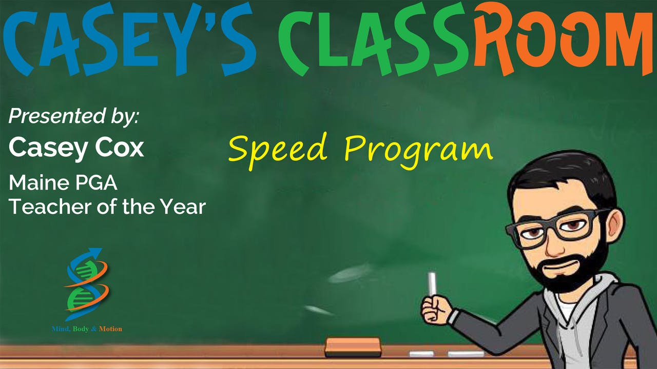 Speed Program