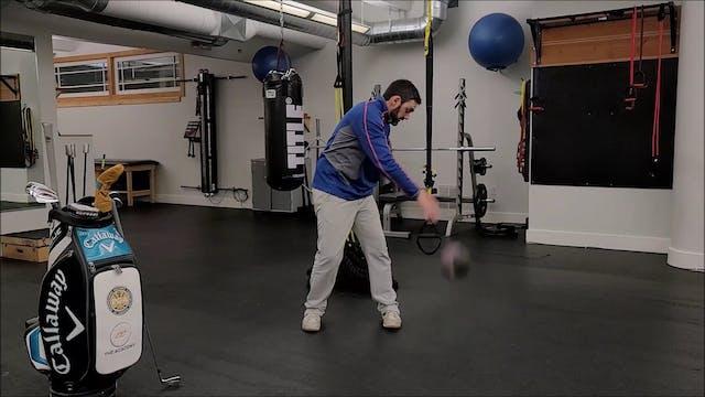 Rotational Slams