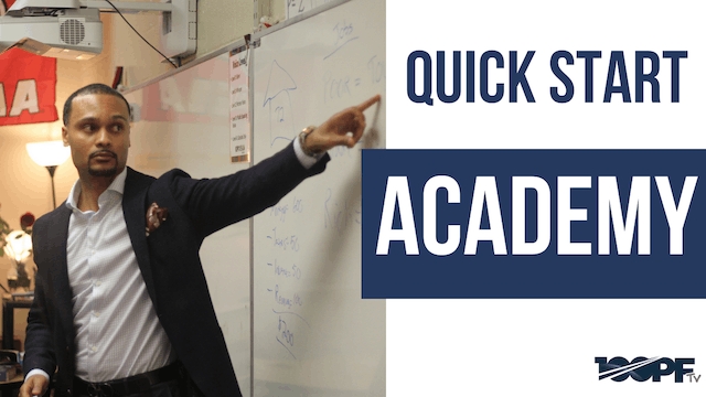 Quick Start: About JP's Cashflow Academy