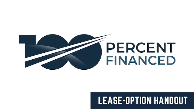 Lease-Option Handout (WRE)