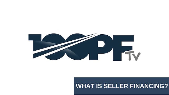 What's Seller Financing