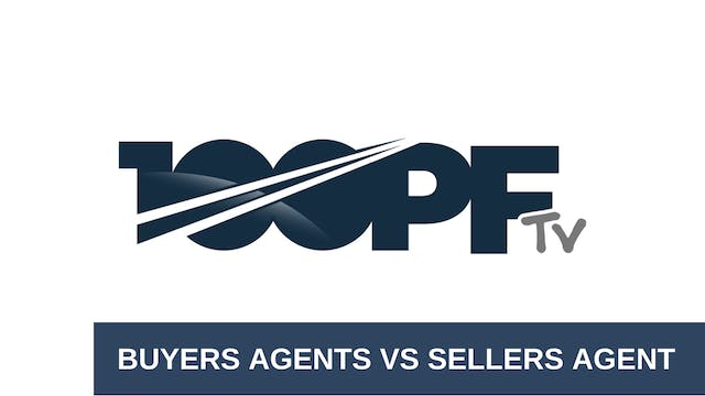 Buyers Agents vs Sellers Agent