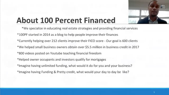 Fund Your Business In 21 Days