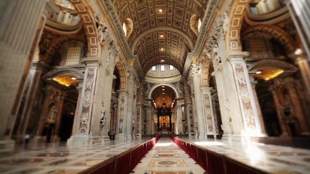 Lesson 6 'Why Be Catholic?' (Segment 1)