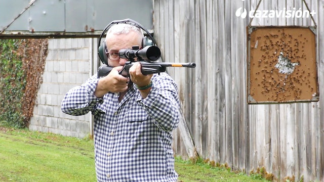 Prueba de armas: Browning X-Bolt Composite SF Adjustable Threated RR