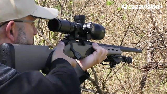 Prueba de armas: Remington 700 VTR