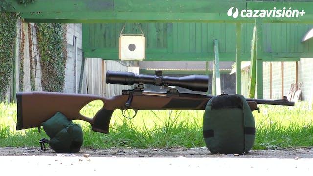 Prueba de armas: Sabatti Rober 870 Co...