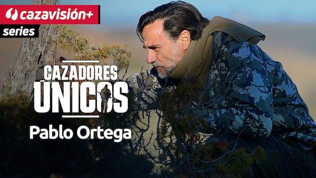 Cazadores únicos: Pablo Ortega Martín...
