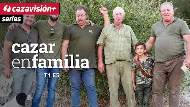 Cazar en familia: Los Suárez