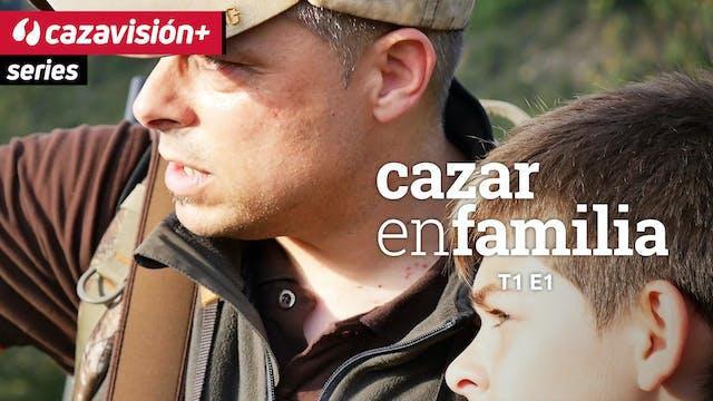 Cazar en familia: Javier y Neyén