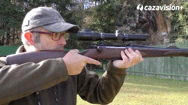 Prueba de armas: Heym SR-30 Brenneke Basic, Optica Swarovski Z8i 1-8x24