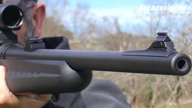 Prueba de armas: Savage Axis Compact