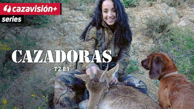 Raquel del Amo, tradición cazadora