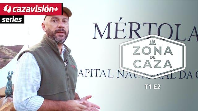 Mértola, Capital Portuguesa de caza