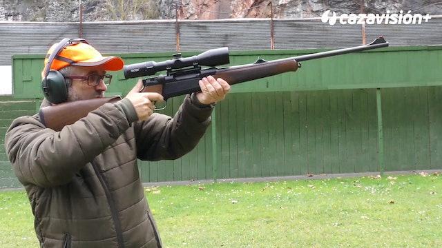 Prueba de armas: Strasser SR Solo / Docter V6 2-12x50 /Munición Fiocchi