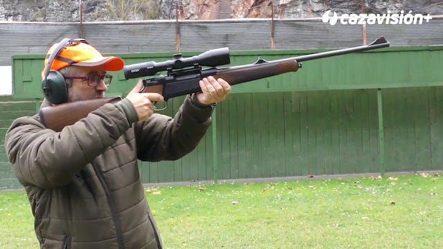 Prueba de armas: Strasser SR Solo / D...