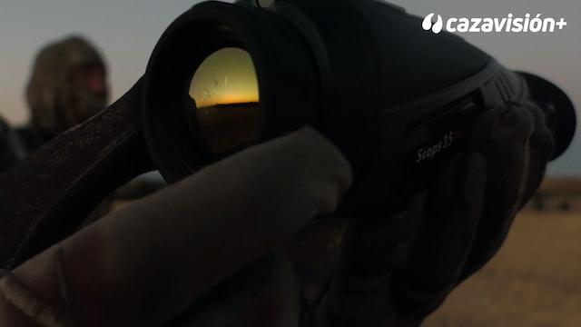 La armeria de Cazavision: Night Pearl Scops 35 MAX