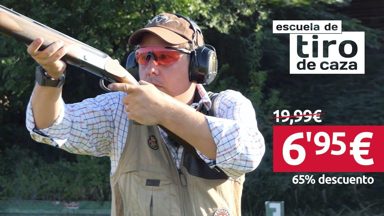 Escuela de tiro de caza