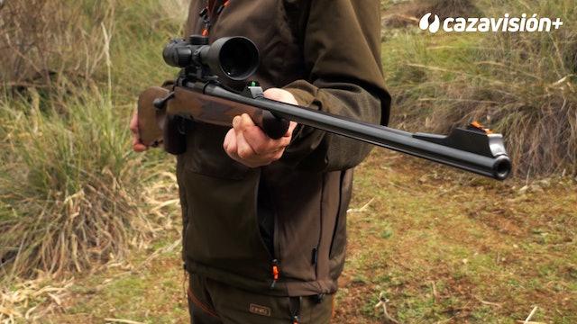 La armería de Cazavision: Rifle Röwa Roessler TITAN 6 con visor Swarovski Z8i