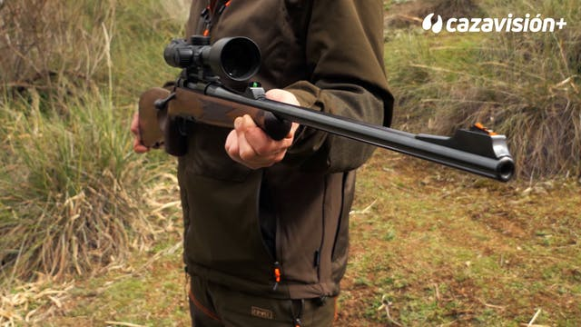 La armería de Cazavision: Rifle Röwa ...