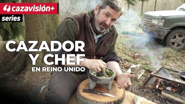 Cazador y chef en Reino Unido