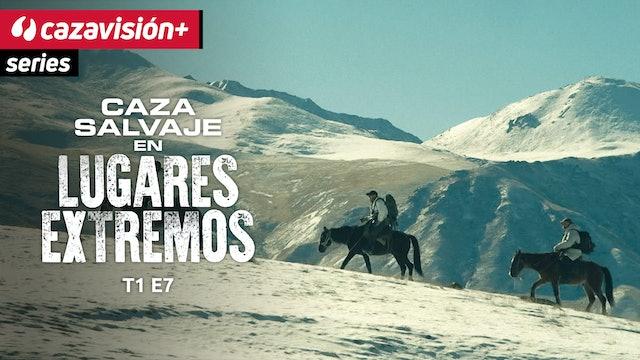 Recechos a pie y a caballo en Kirguistán
