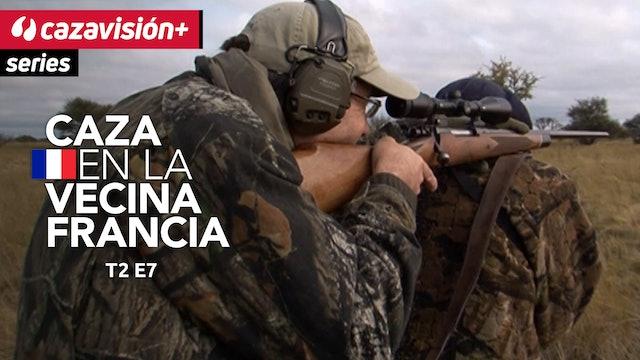 Caza menor y mayor con franceses en La Pampa