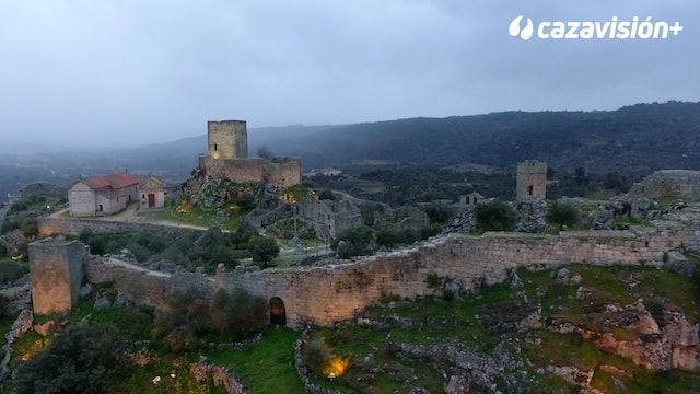 Monteando en las aldeas históricas de Portugal: Marialva