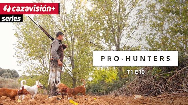 Gestión de la caza menor en verano. Victor y Gustavo