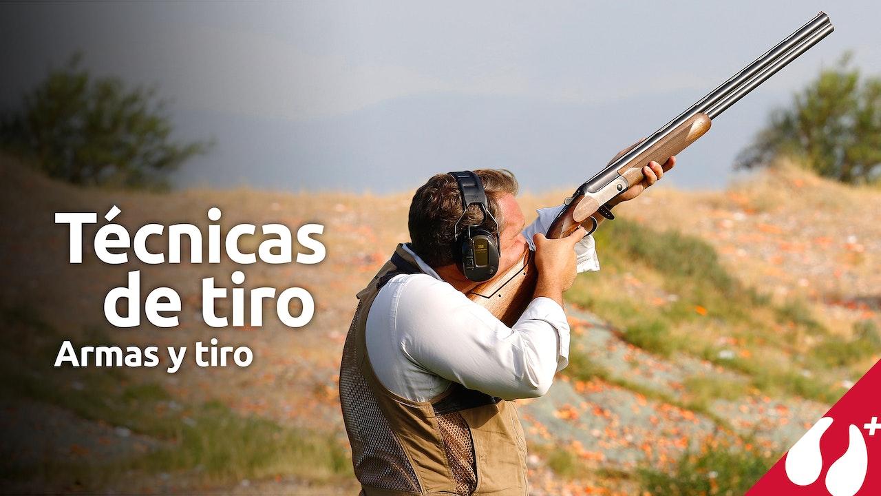 Técnicas de tiro