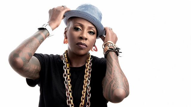 Gina Yashere - Laughing To America