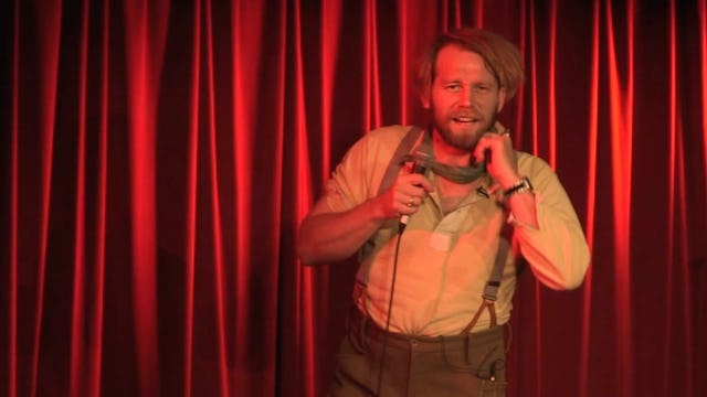 Tony Law - Go Mr Tony Go