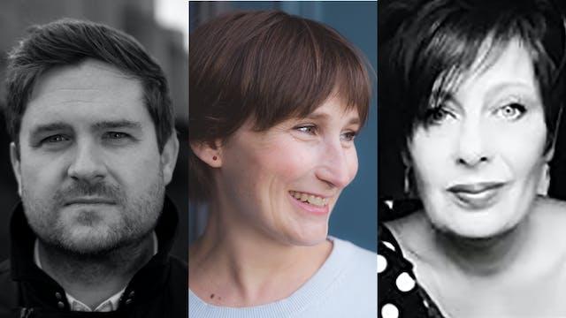 23 May 10.30am New Scottish Thrillers