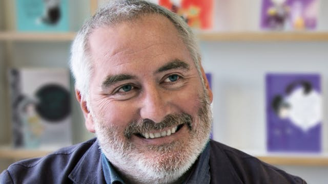 Chris Riddell Wee Write Promotional Trailer