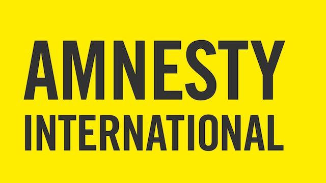 16th June (Pre5 - P2) Amnesty International - We are all Born Free