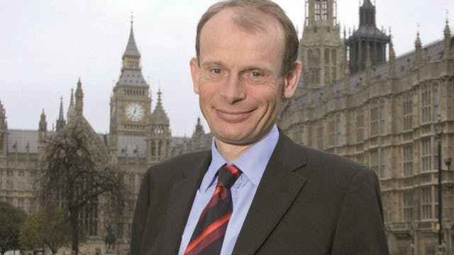 16 May, 4.45pm - Andrew Marr