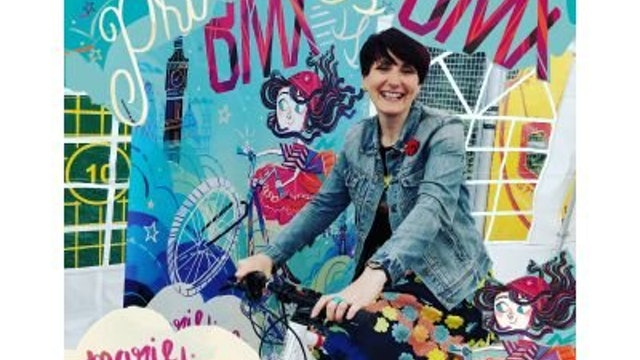 Marie Basting - Princess BMX