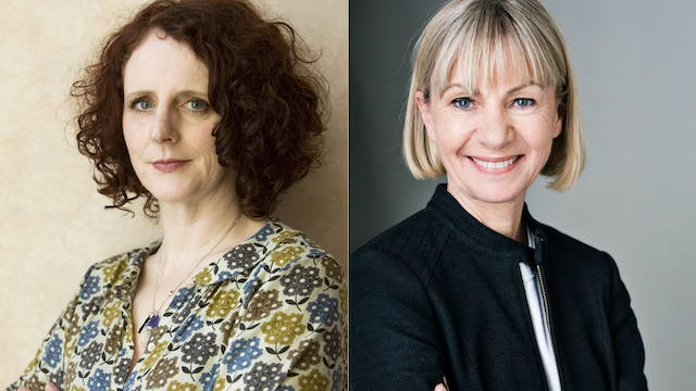 21 May, 7.15pm - Maggie O'Farrell and Kate Mosse