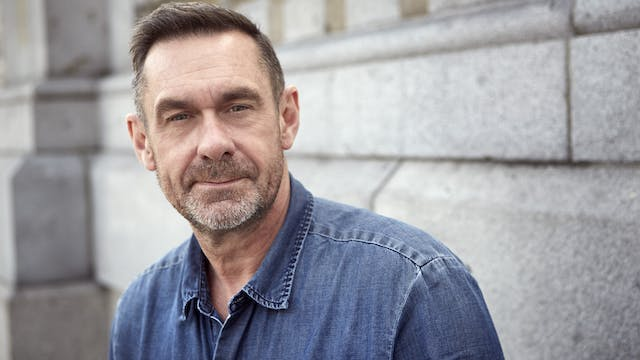 22 May 11.45am How To Stop Fascism, Paul Mason