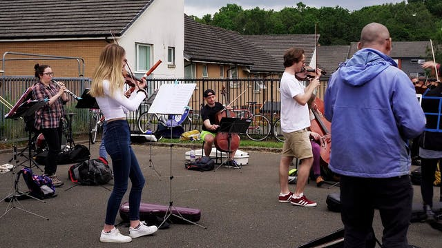 Drumchapel/Anniesland: Nevis Ensemble