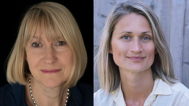 22 May 2.15pm Clare Chambers & Emma S...