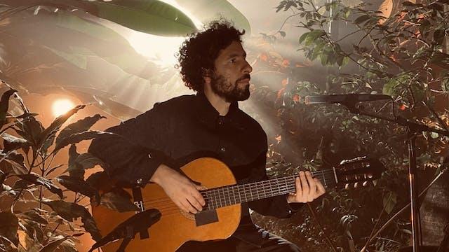 24 Jan, 9pm: José González in concert at Gothenburg Botanical Garden