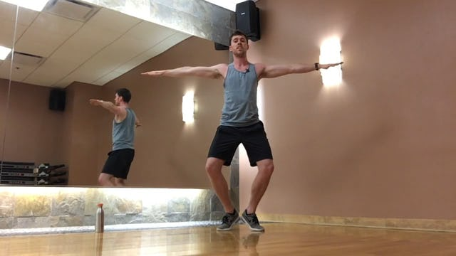 Power Standing Workout 3 [All Levels]