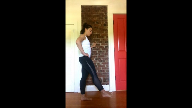 Prepare for Success - Balance/Standing Workout 2 with Alex (All Levels)
