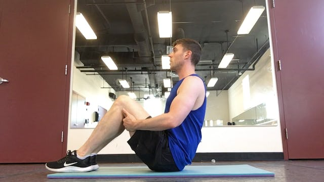 *NEW* Perfect Your Posture - Roll-Ups [All Levels]