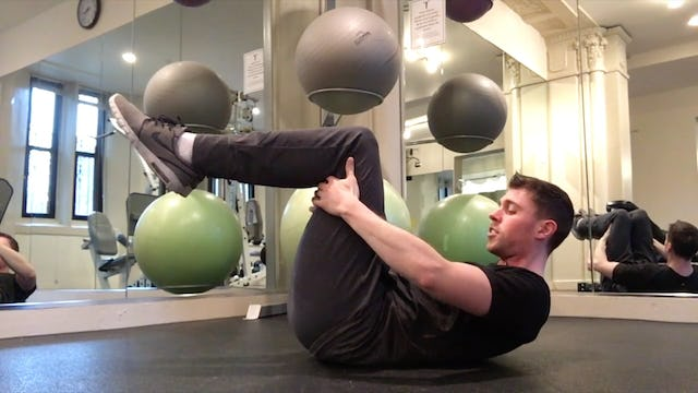 Low Abs + Posture Focus [All Levels]